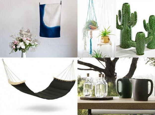 Blogueurs déco : leurs objets déco indispensables pour cet été !