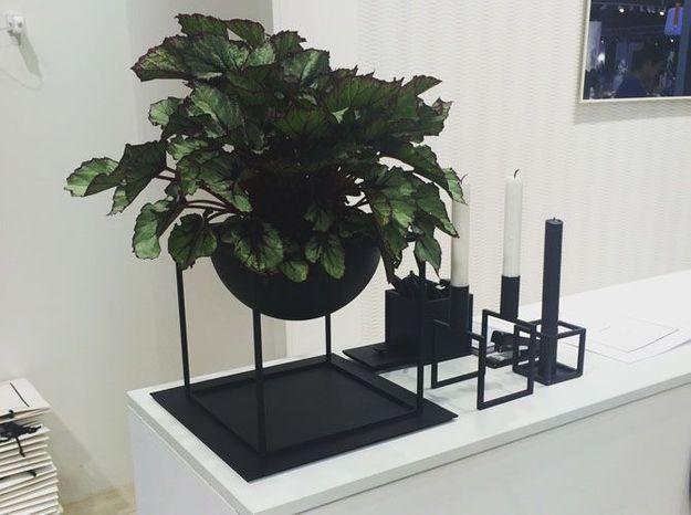 Le porte-plante minimaliste de by Lassen