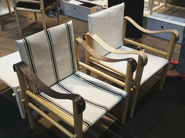 Les fauteuils authentiques de Virginie Lobrot