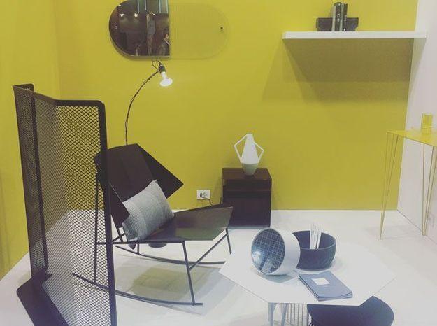 Les meubles aux lignes graphiques d'Atipico