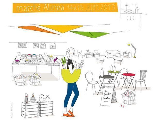 Evènement : Alinéa arrive à Paris !