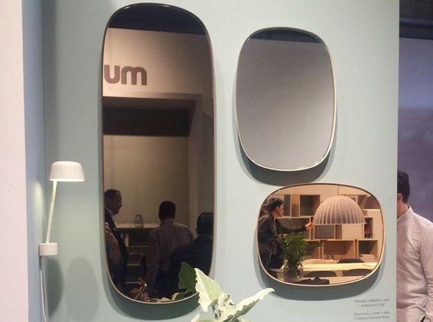 Miroir muuto oval design
