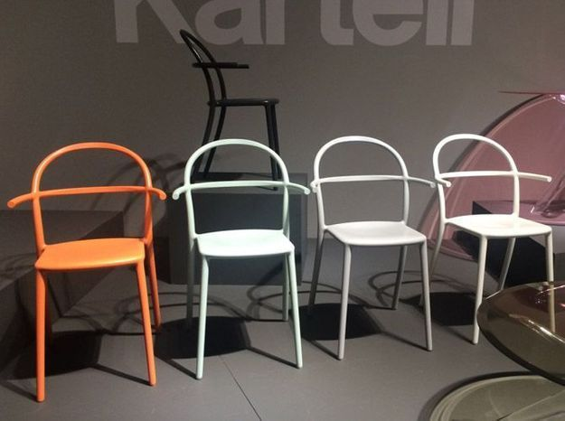Chaise fauteuil starck pour kartell