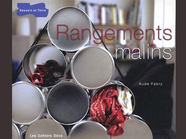 Rangements malins de Aude Fabry