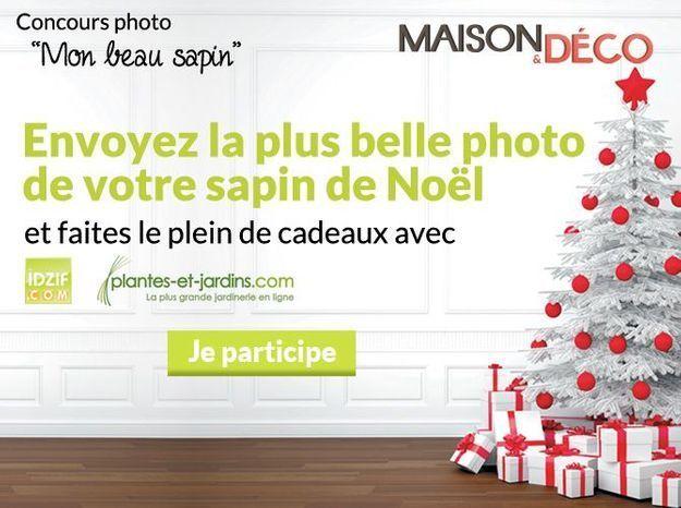 """Résultats du Concours photo """"Mon beau sapin"""""""