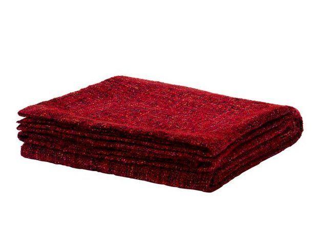 Gurli plaid rouge