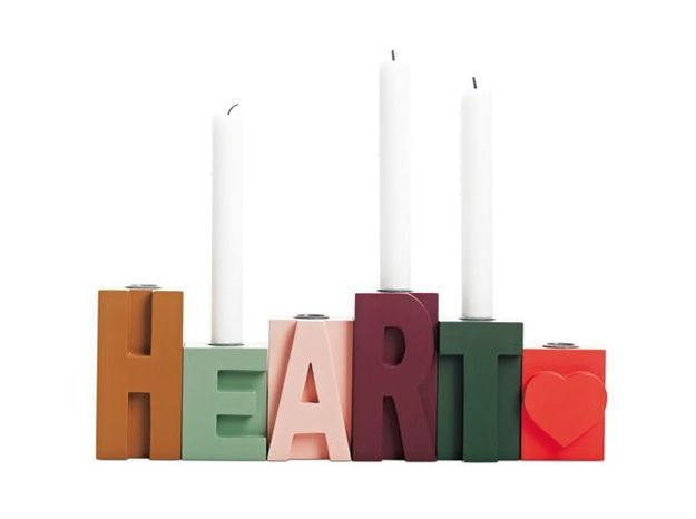 Boconcept bougeoirs heart c