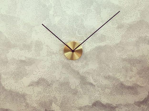 L'horloge minimaliste