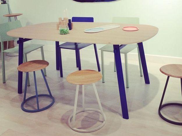 La table design