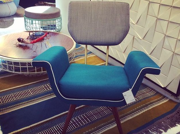 Le fauteuil vintage design