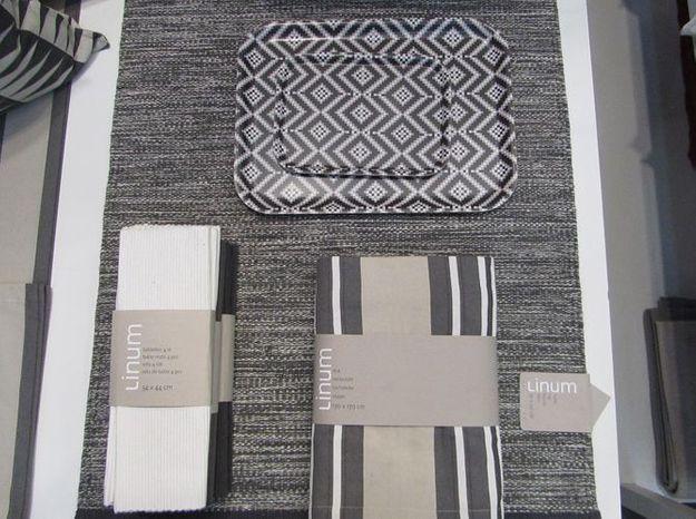 Le gris allié aux formes graphiques