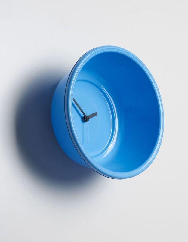 Horloge Murale Basine Serendipity