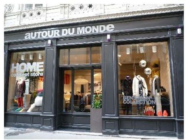Ouverture d'une nouvelle boutique Home Autour du Monde à Lyon