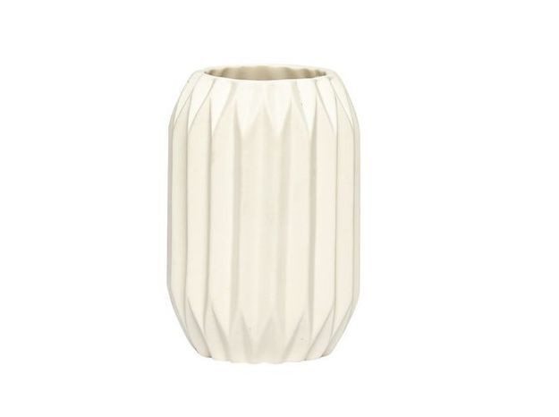 Lovely market vase Graphique Blanc