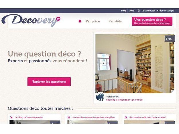 Une question déco ? Plein de réponses sur Decovery.fr