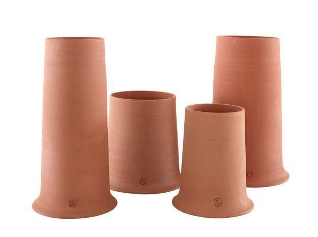 Des vases surprenants inspirés des toits parisiens