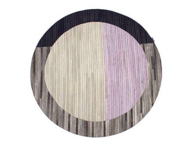 Un tapis patchwork pour un effet psychédélique
