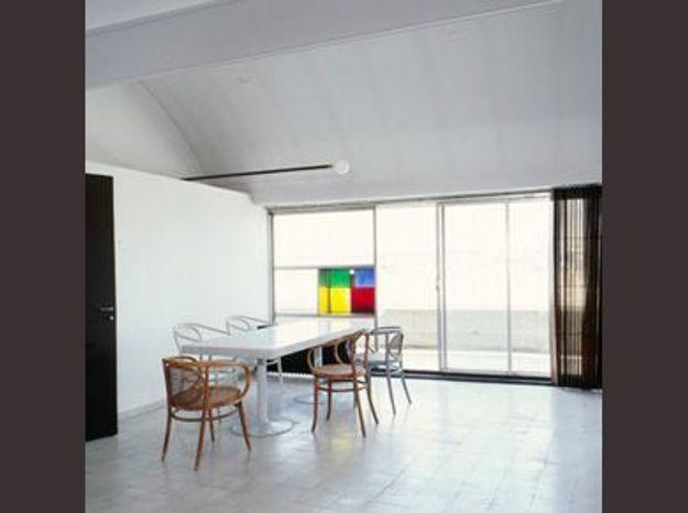 Visiter l'appartement/atelier de Le Corbusier