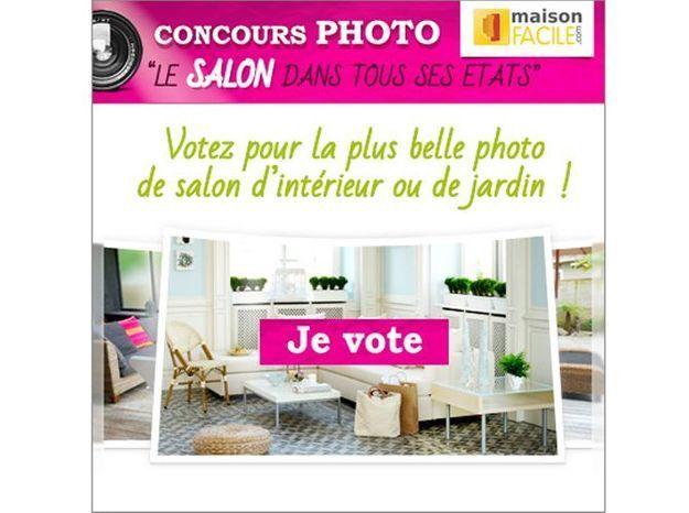 Votez pour votre salon préféré!