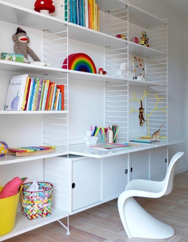 Un bureau pour enfant String