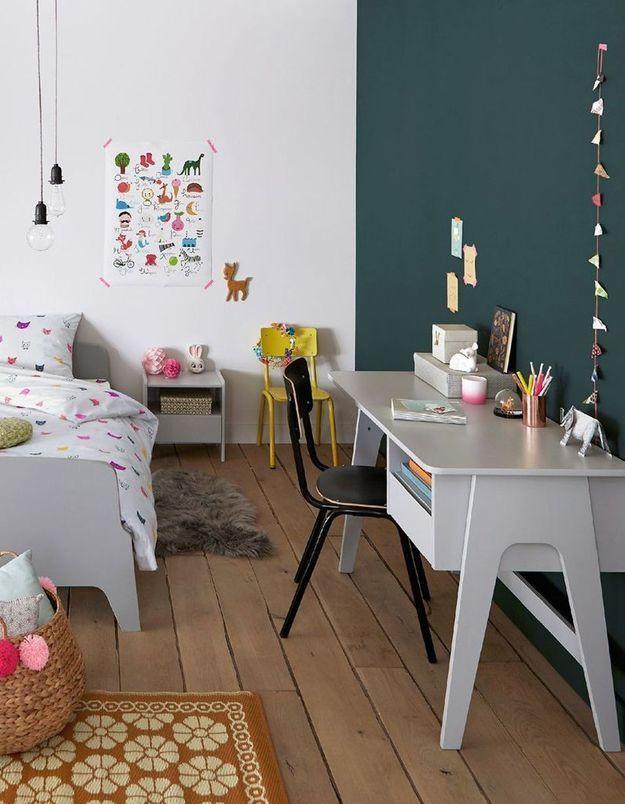 Un bureau pour enfant La Redoute Interieurs
