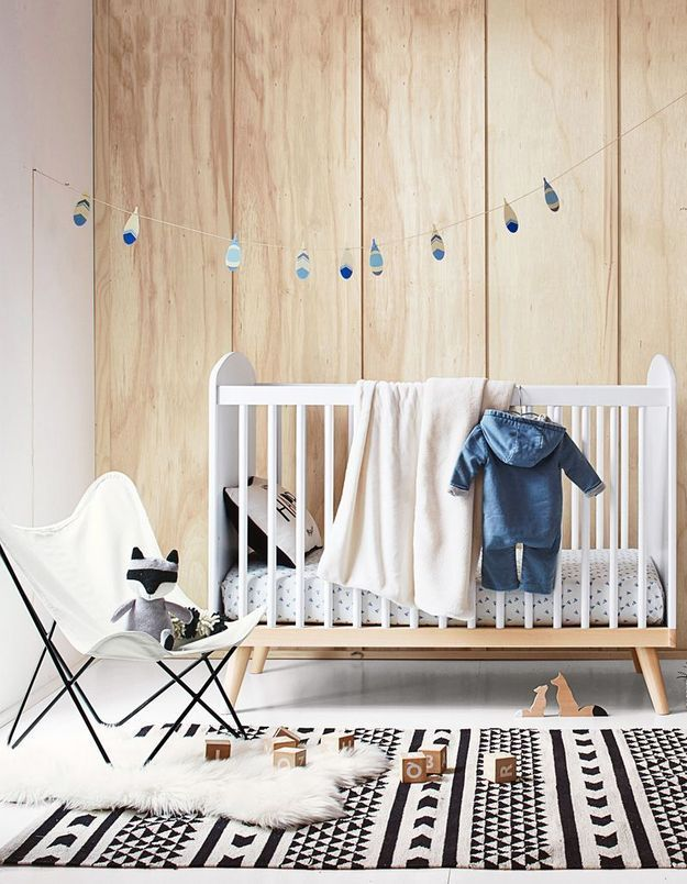 Les secrets d'une chambre d'enfant cosy