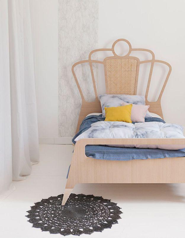 Un lit pour enfant Blomkal