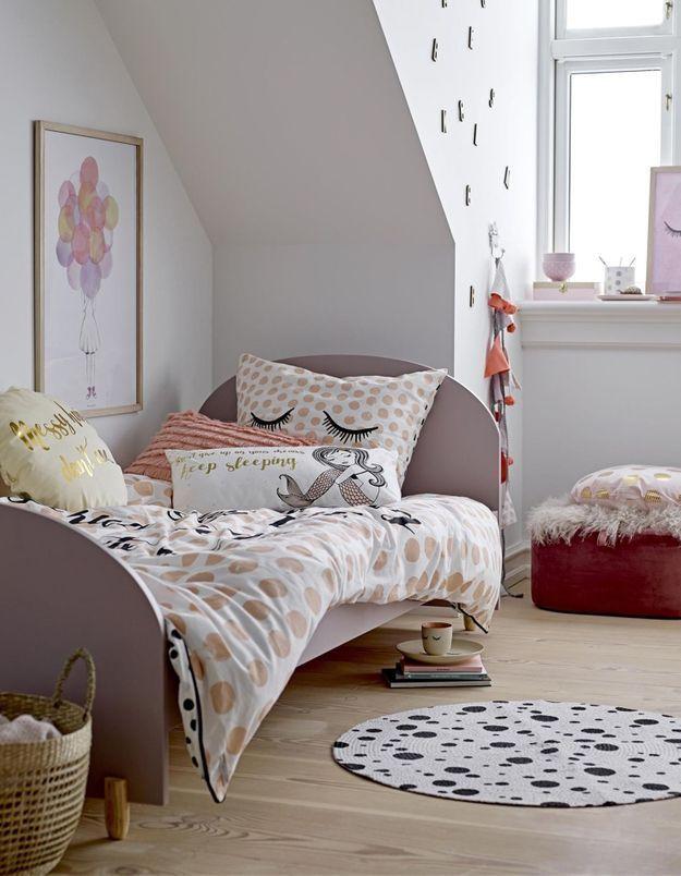 Un lit pour enfant bloomingville