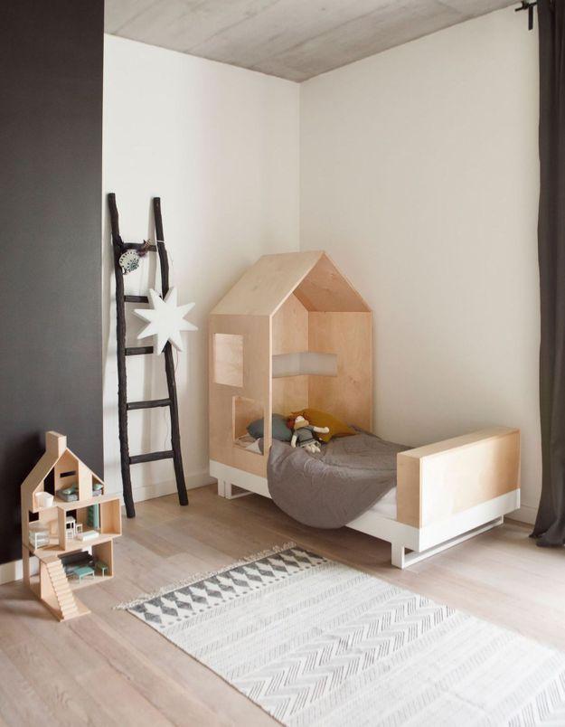 Un lit pour enfant Kutikai