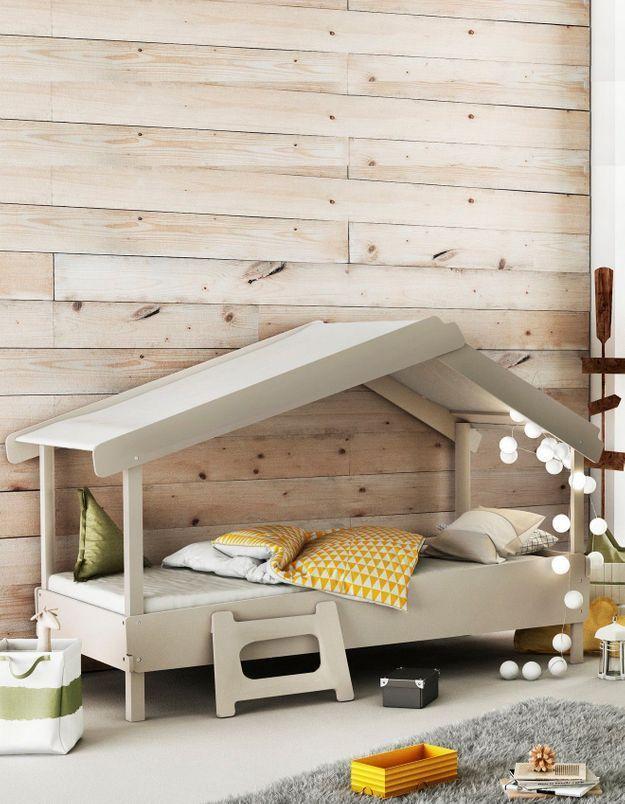Un lit pour enfant Vertbaudet