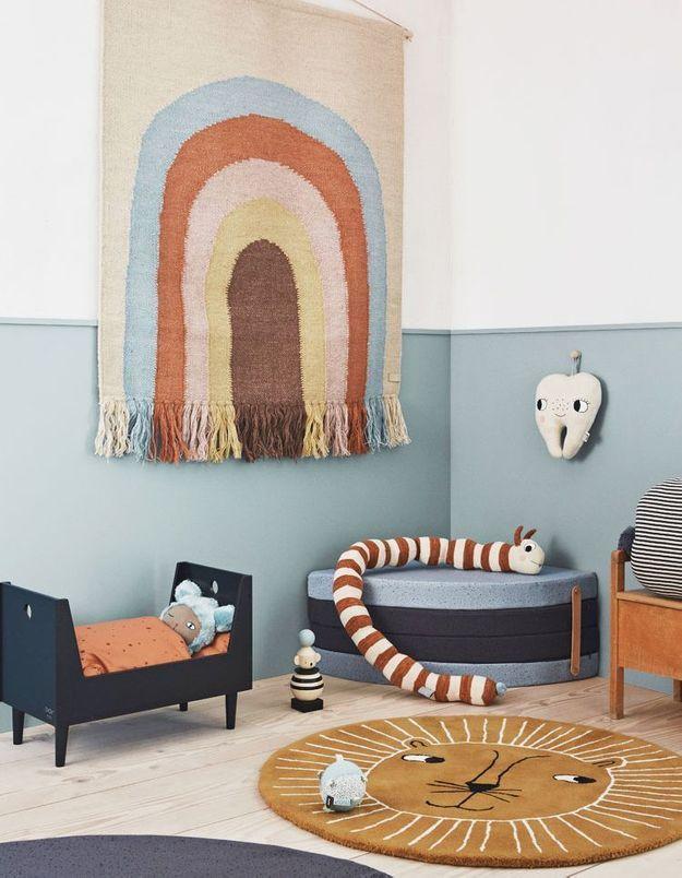 Un tapis de mur OyOy
