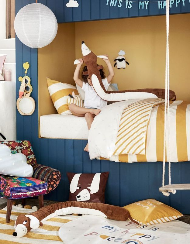 Une parure de lit H&m Home