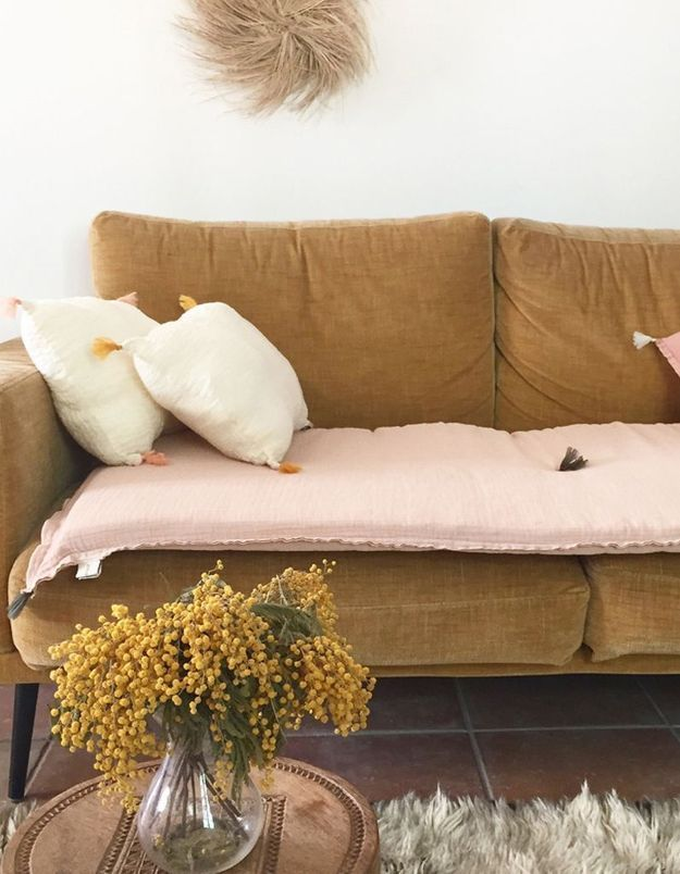 Un sofa soldé Annabel Kern