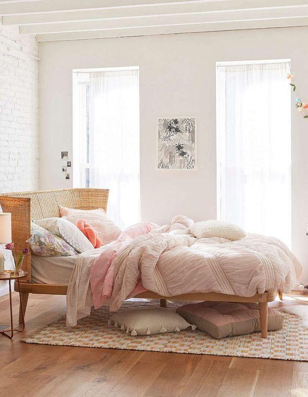 S'offrir une tête de lit enveloppante pour une chambre cocooning
