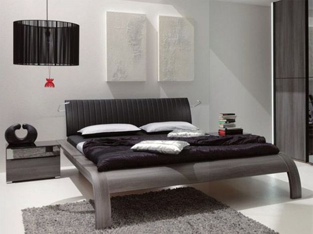Chambre design meuble and co