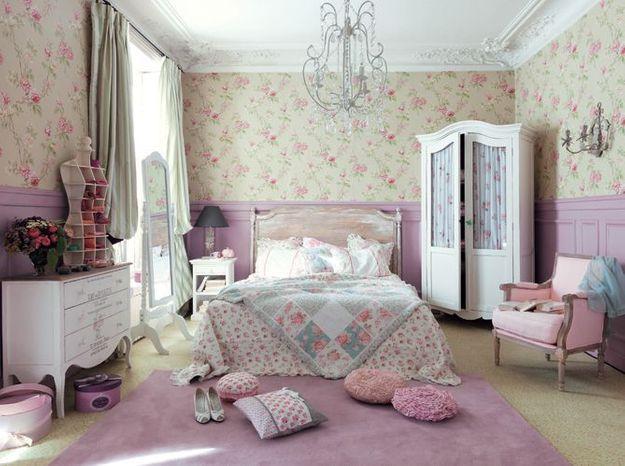 Chambre romantique maisons du monde 2