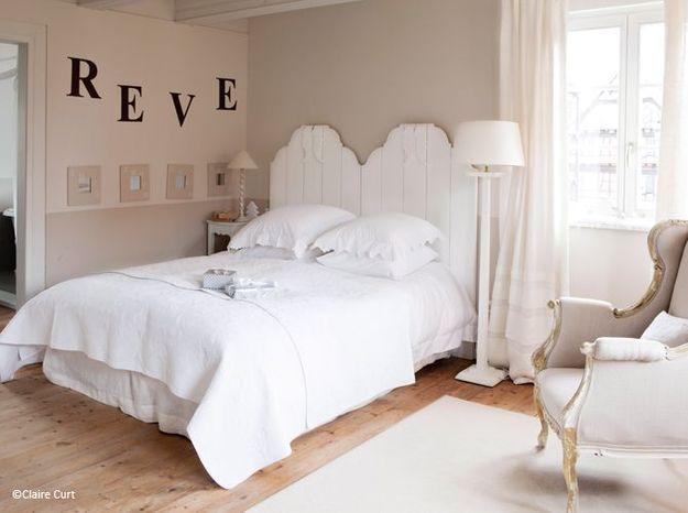 Chambre romantique reve