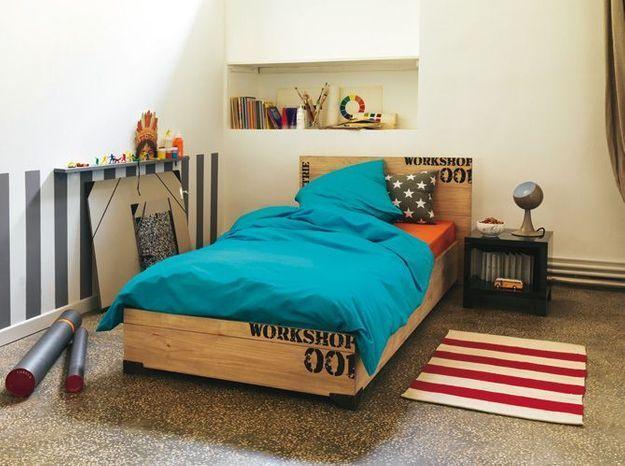 Chambre Garcon Alinea : Chambres de garçon super idées déco elle décoration