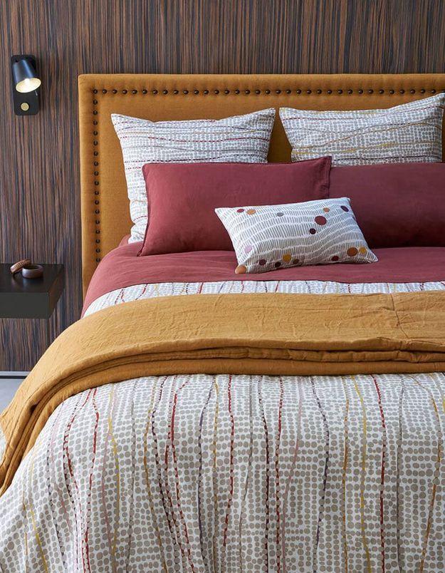Ne minimisez pas l'importance d'une jolie tête de lit
