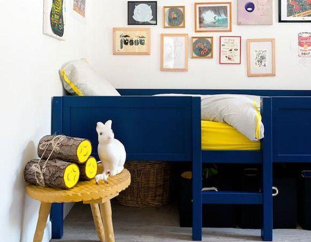 Quelles couleurs choisir pour une chambre d 39 enfant elle - Choix de peinture pour chambre ...