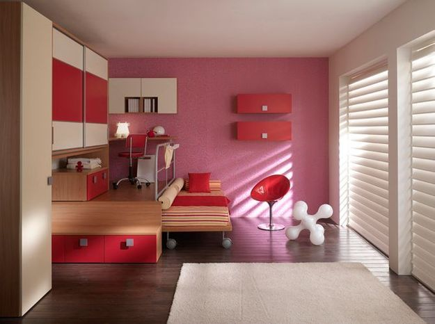 des chambres d enfants am nag es sur mesure elle d coration. Black Bedroom Furniture Sets. Home Design Ideas