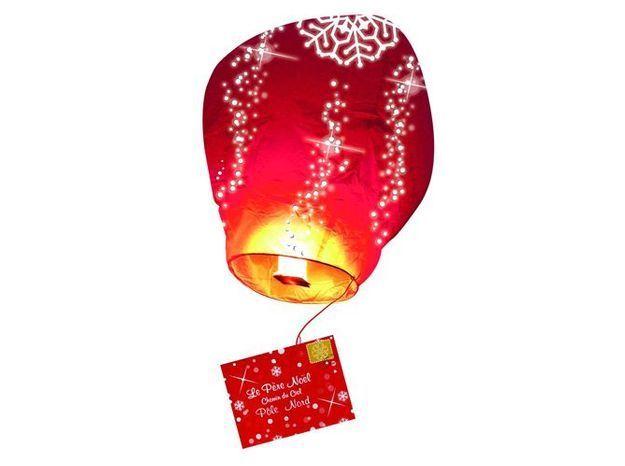 Des lanternes volantes pour vos enfants