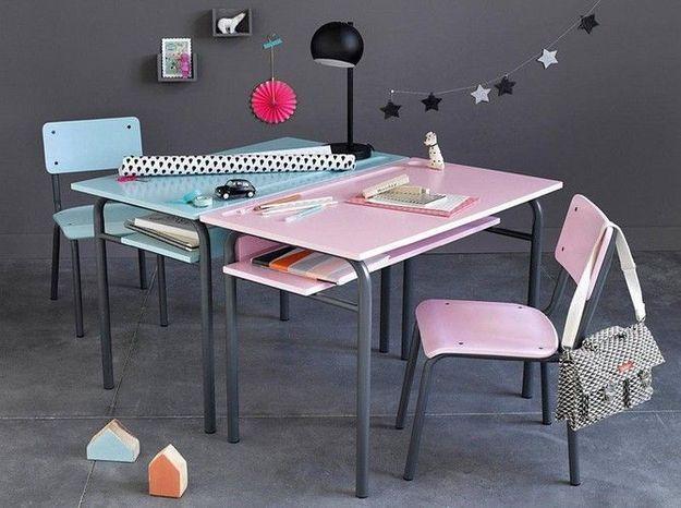 Mon enfant est en primaire: un bureau pour faire ses premiers devoirs