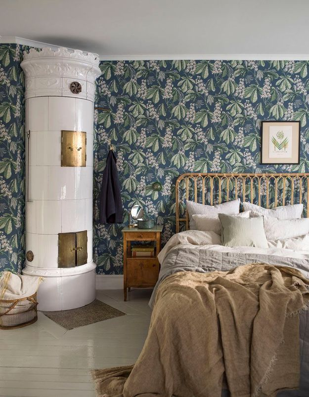 Lancez-vous dans l'aventure du papier peint dans la chambre