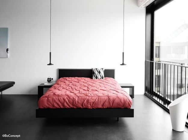 Le couvre-lit