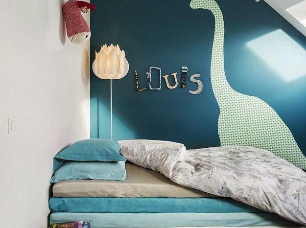 Du beau linge de lit en camaïeu
