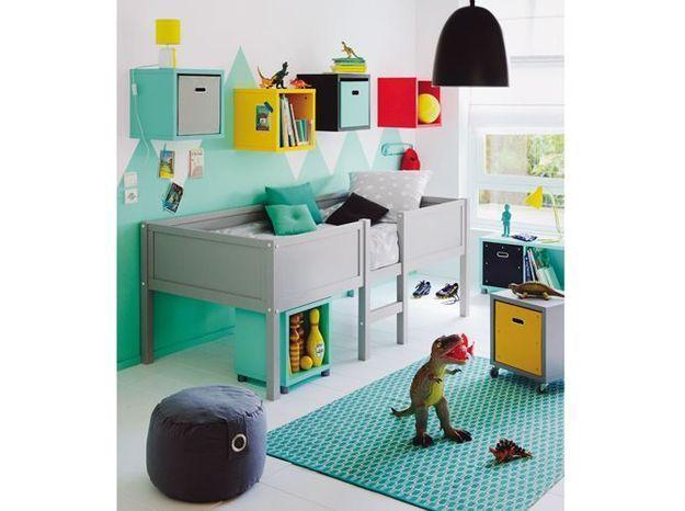 Une chambre d enfant pour bien dormir elle d coration - Chambre enfant fly ...