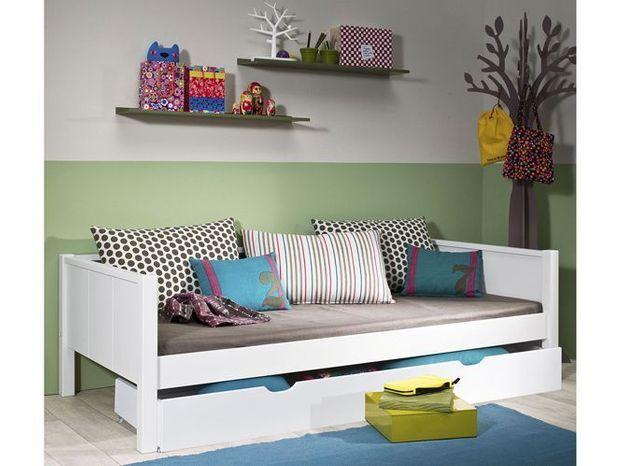 Une chambre d'enfant végétale