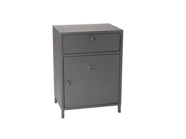 50 tables de chevet pour tous les styles elle d coration. Black Bedroom Furniture Sets. Home Design Ideas