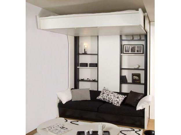 Lit mezzanine Espace Loggia